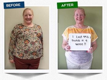 Weight Loss Green Bay WI Deb Testimonial